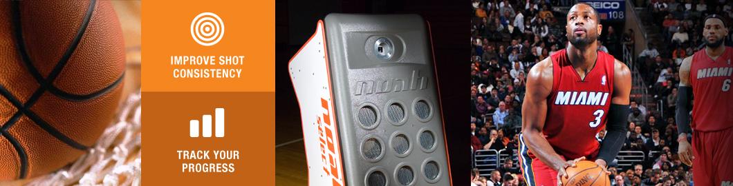 noah basketball shooting machine