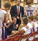 Coach Jeremy Best Crestview High School