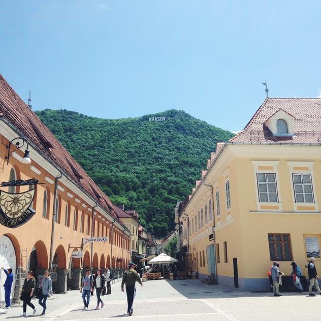 Top Places To Visit Romania: Top Places To See Around Brasov, Romania