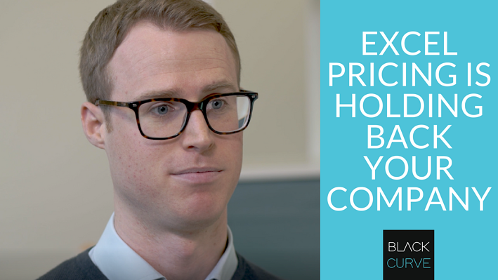 Excel Pricing is Holding Back Your Company - YouTube Thumbnail