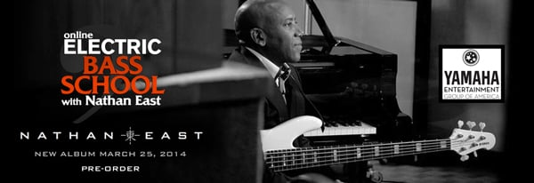 nathan east album preorder