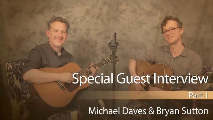 bryan sutton michael daves interview