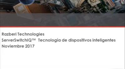 Sobre los Dispositivos Inteligentes de Razberi Technologies: Presentado CameraDefense y CylanceProtect