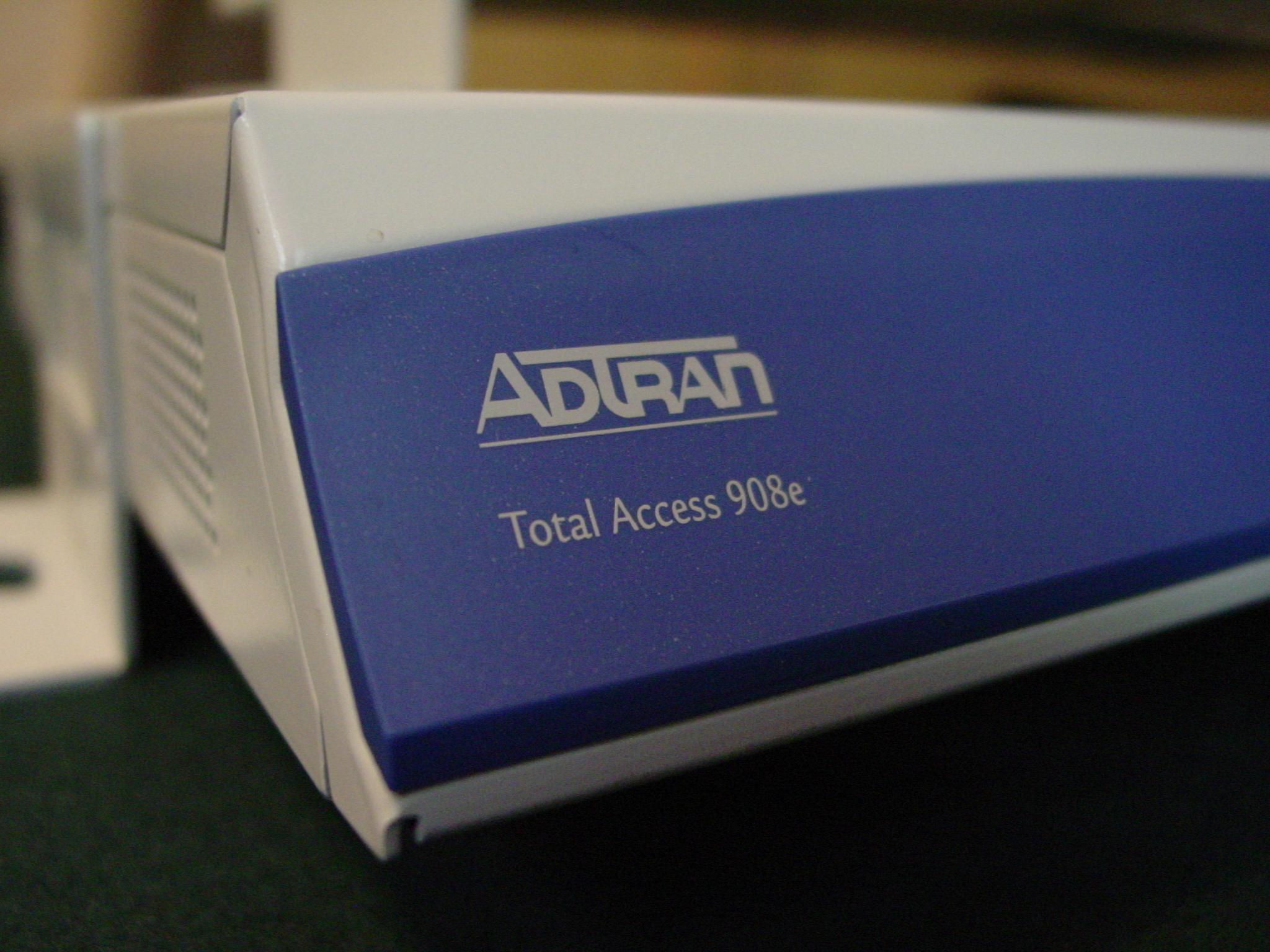 Adtran 908 SIP Gateway Total Cost of Ownership