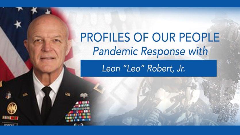 Leon Robert, Jr.