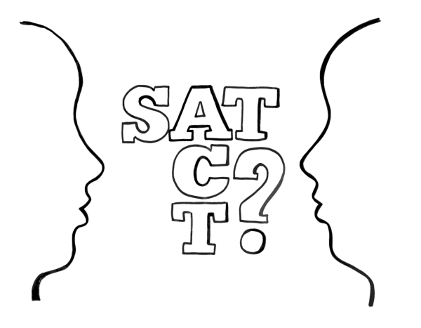 What are the SATs and ACTs?