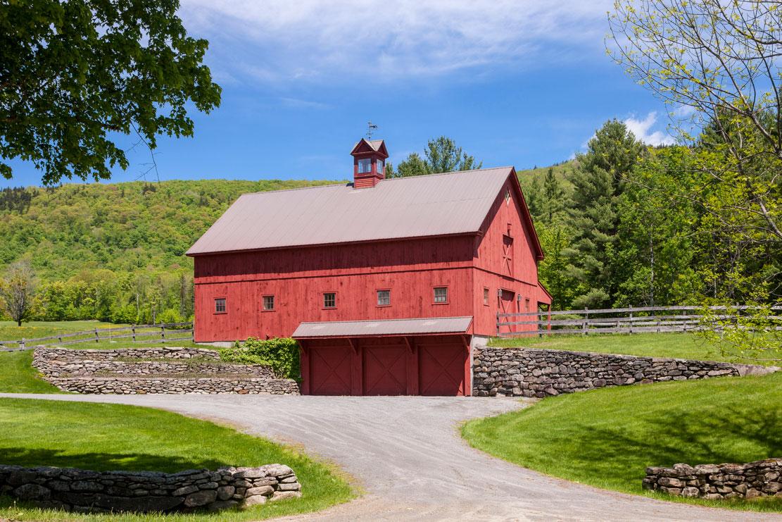 The New England Barn An Iconic American Landmark