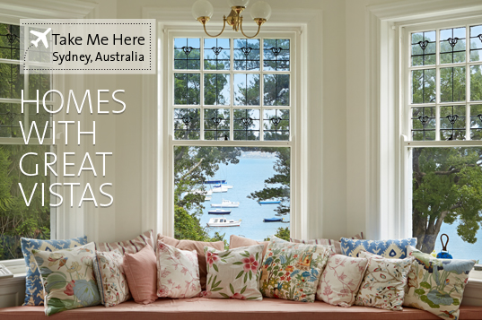 Homes with Great Vistas