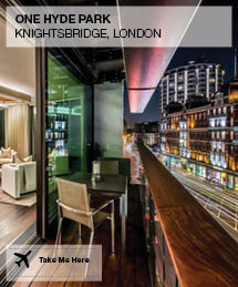 One Hyde Park, Knightsbridge, London