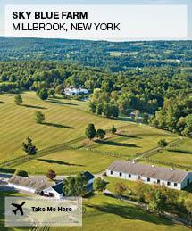 Sky Blue Farm, Millbrook, New York
