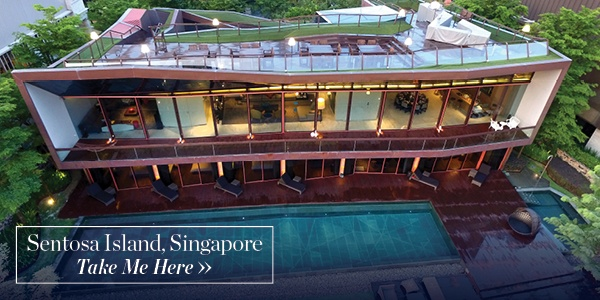 The Copper House, Sentosa Island, Singapore