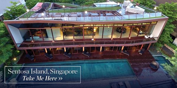 The Copper House, Sentosa Island, Singapore