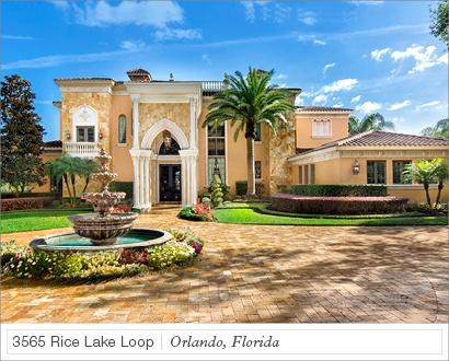 Rice Lake Loop, Orlando, Florida