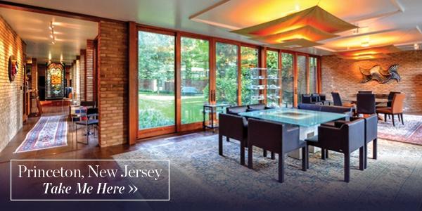 La Maison de Verre, Princeton, New Jersey