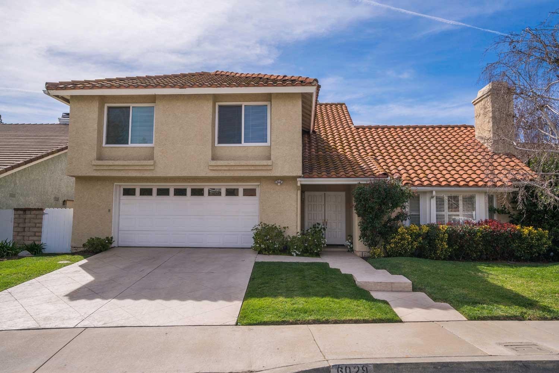 <b>Agoura Hills, California</b><br/><i>3 Bedrooms, 3,107 sq. ft.</i><br/>Morrison Ranch estate