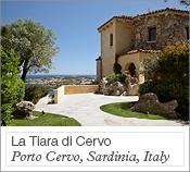 La Tiara di Cervo, Porto Cervo, Italy