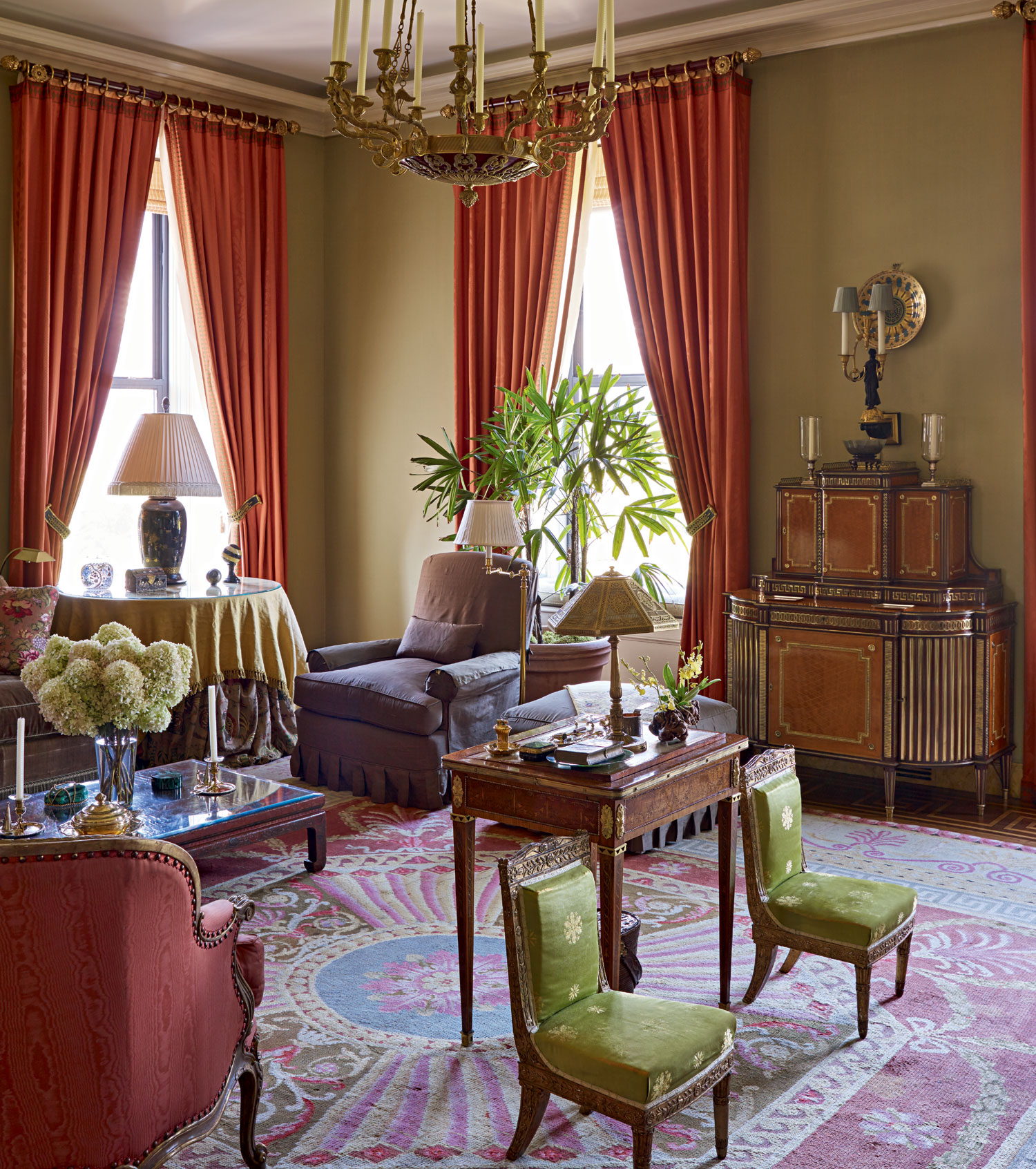 A native of Sicily, the architect Rosario Candela arrived in New York in the 1920s and was soon embraced by high society. His work became the standard by which interior spatial design was to be judged.