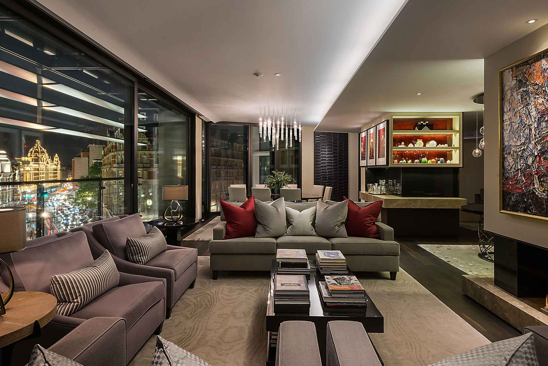 One Hyde Park, Knightsbridge, London