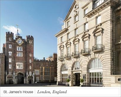 St. James's House, London, England