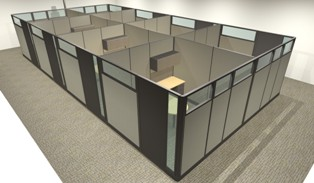 Alluring 60 Office Cubicles With Doors Design Decoration Of Office