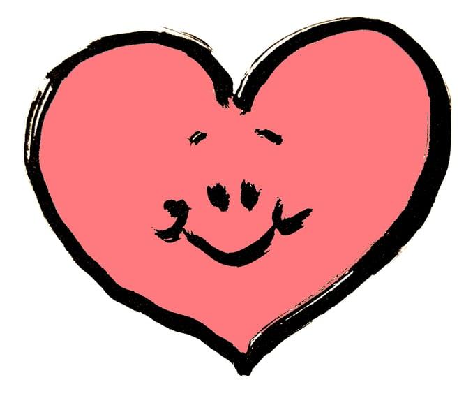 Cartoon Valentine 3
