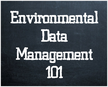 environmental data management