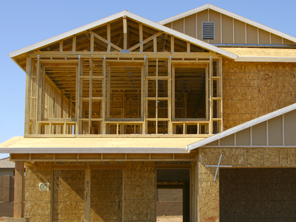 How Does A New Construction Home Affect The Title Search