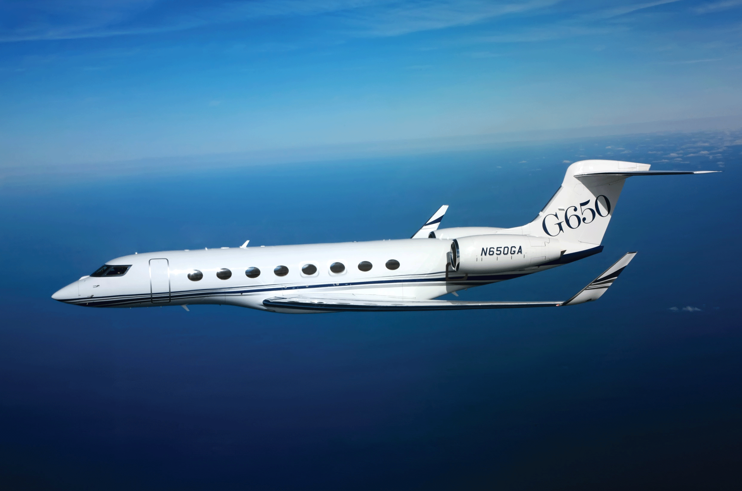Gulfstream Begins Delivery of G650 Business Jet