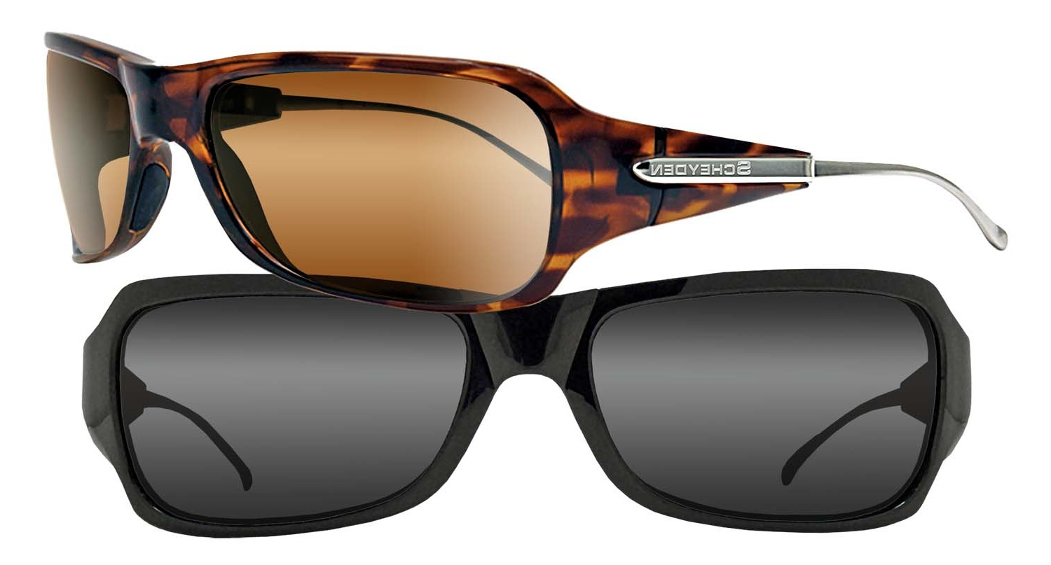 Scheyden Fixed Hybrid Aviation Sunglasses