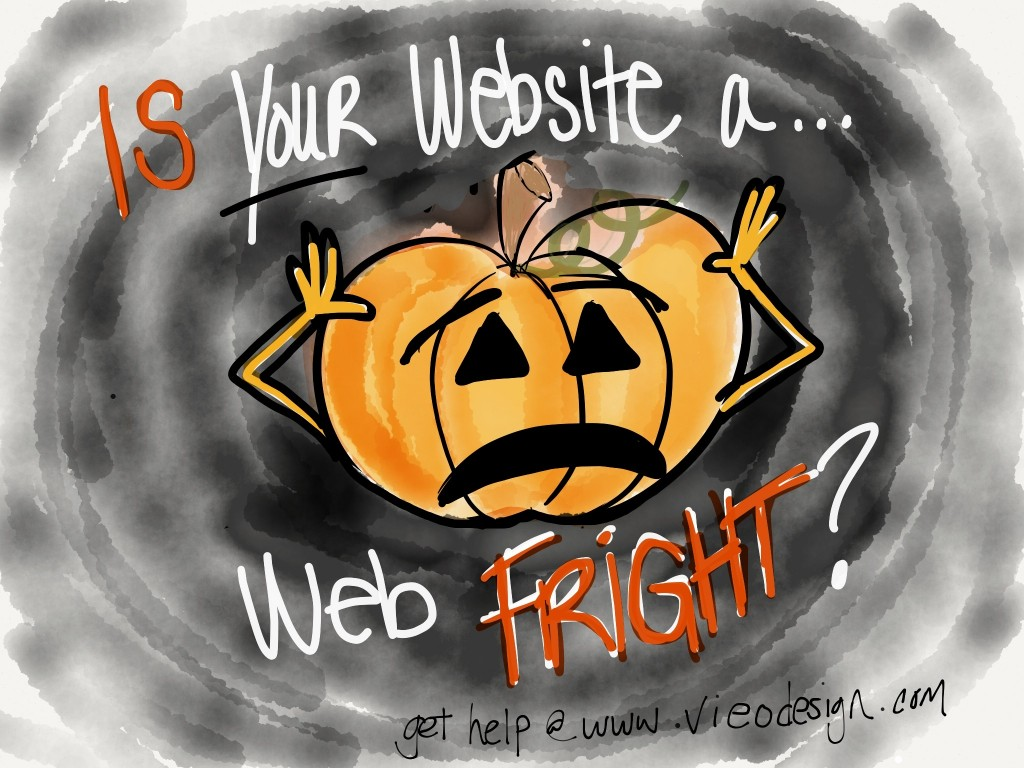 Website Fright