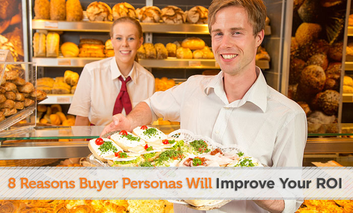 Buyer Personas Improve ROI