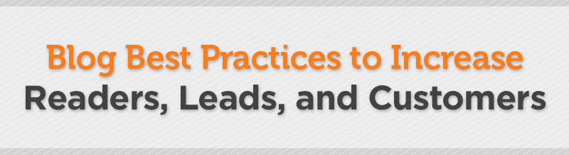 Business Blog Best Practices