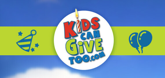 Kids Can Give Too