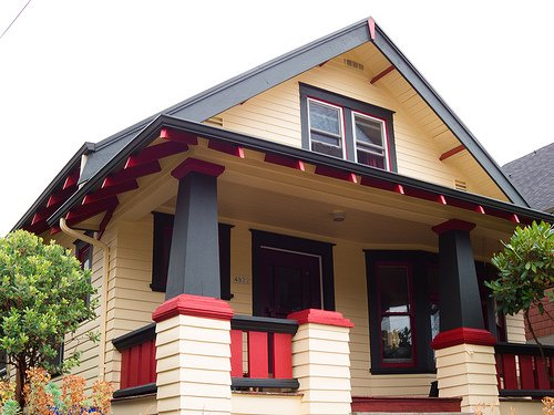 exterior paint Northern Virginia