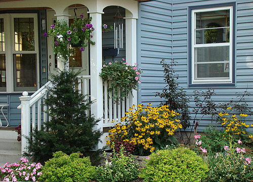 Northern Virginia home improvement landscaping