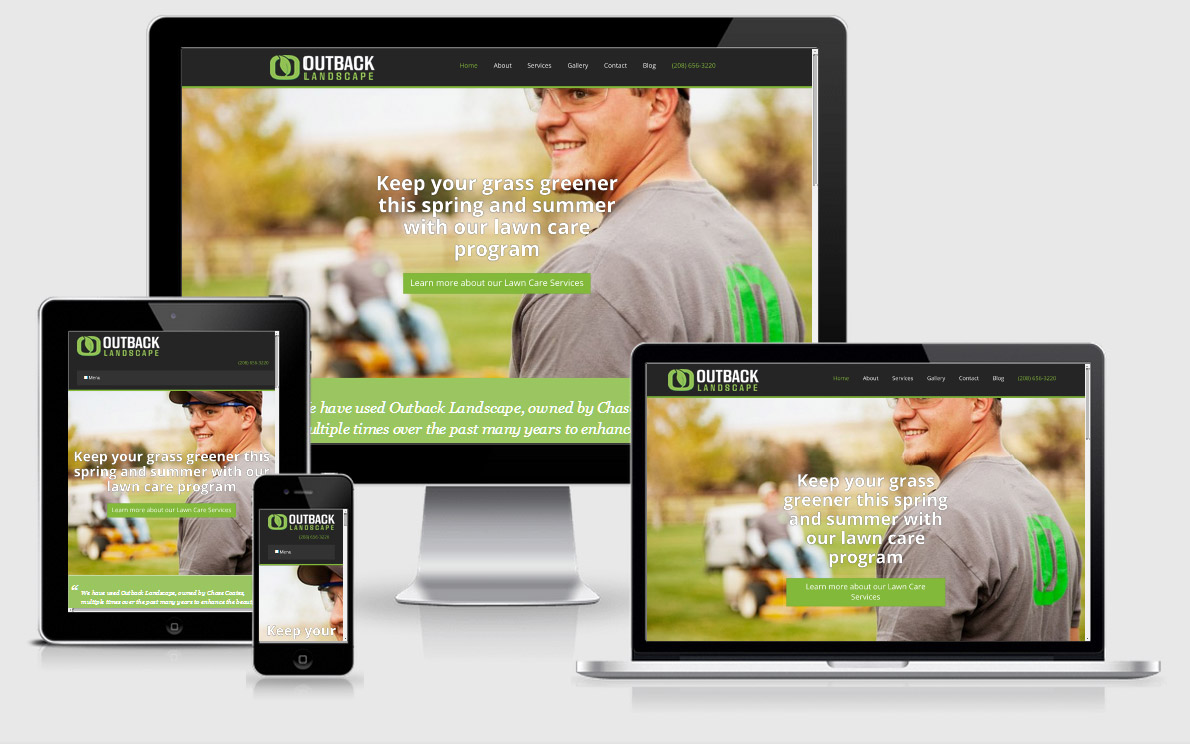 8 Signs It's Time for a Website Redesign for Your Lawn Care or Landscaping Company