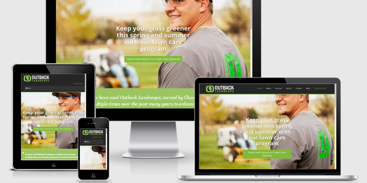 Video Series:  Website Homepage Words for Lawn Care & Landscaping Companies
