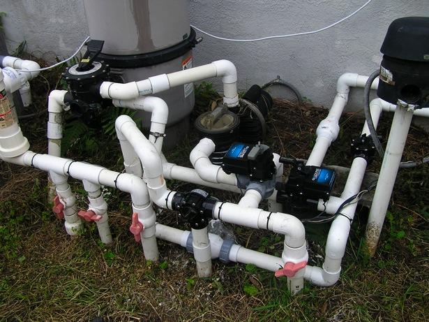 Another Example of Bad Pool Plumbing