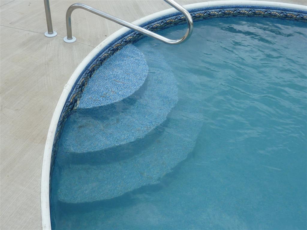 Pool Steps Sussex