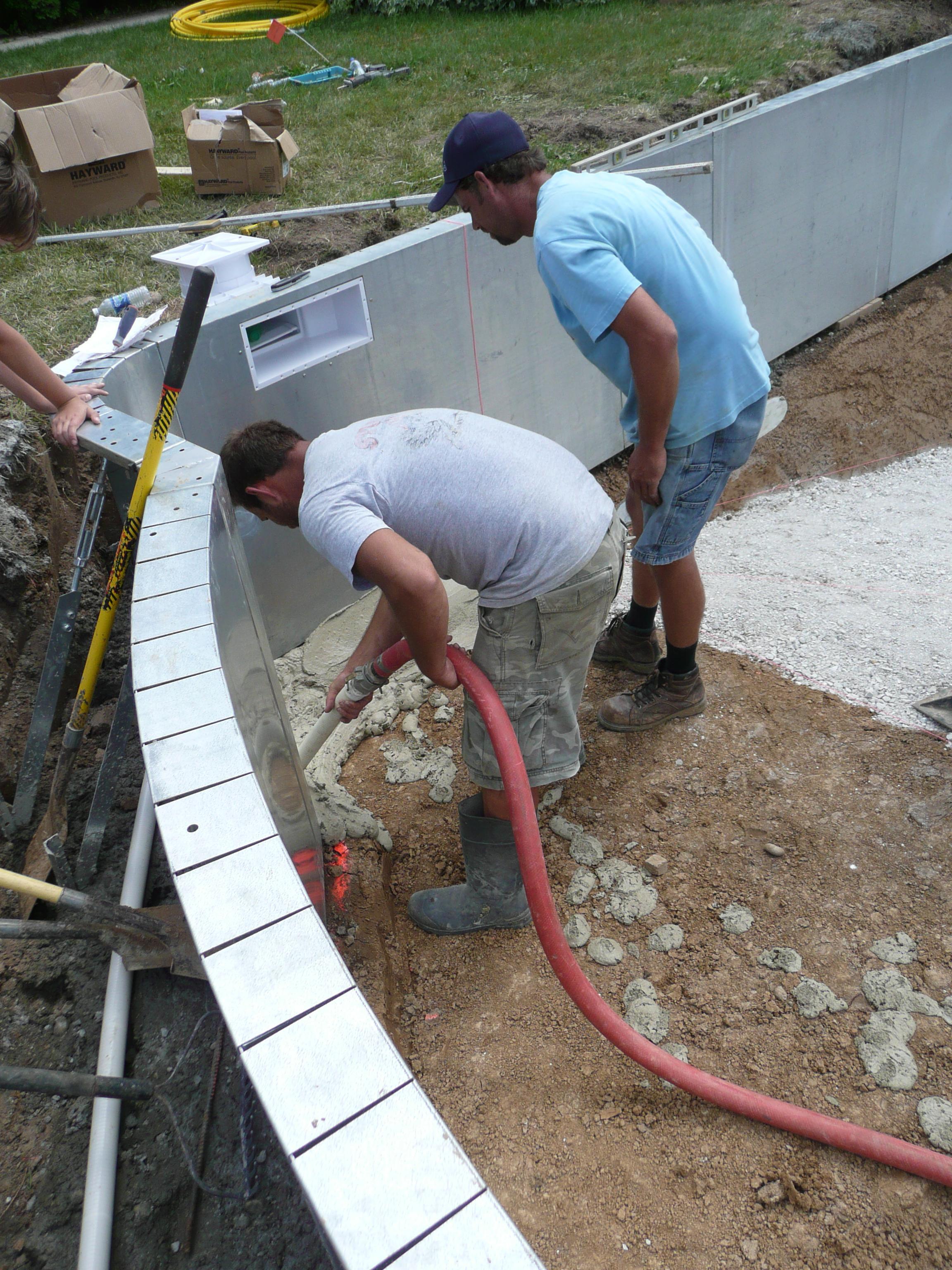 Pool Contractors Waukesha