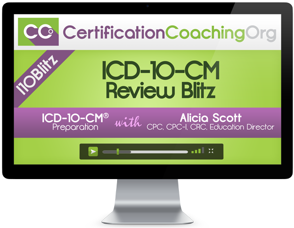 ICD-10-CM Blitz by CCO