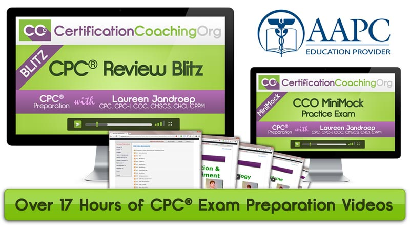 Medical Coding Course Review Blitz Videos
