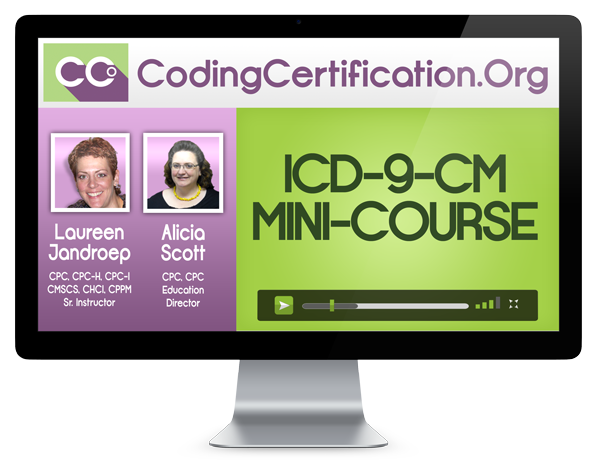 Medical Coding Certifications Courses - Products