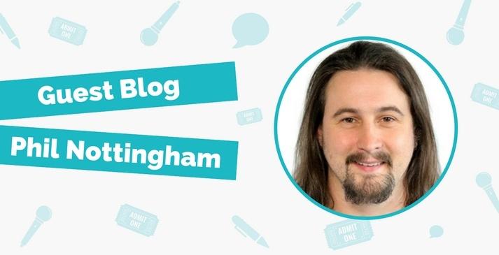 Phil Nottingham Guest Blog