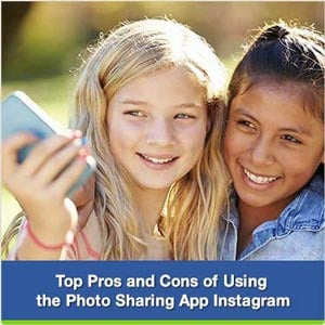 top pros and cons of using instagram