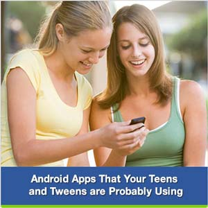 android apps that your teens are probably using