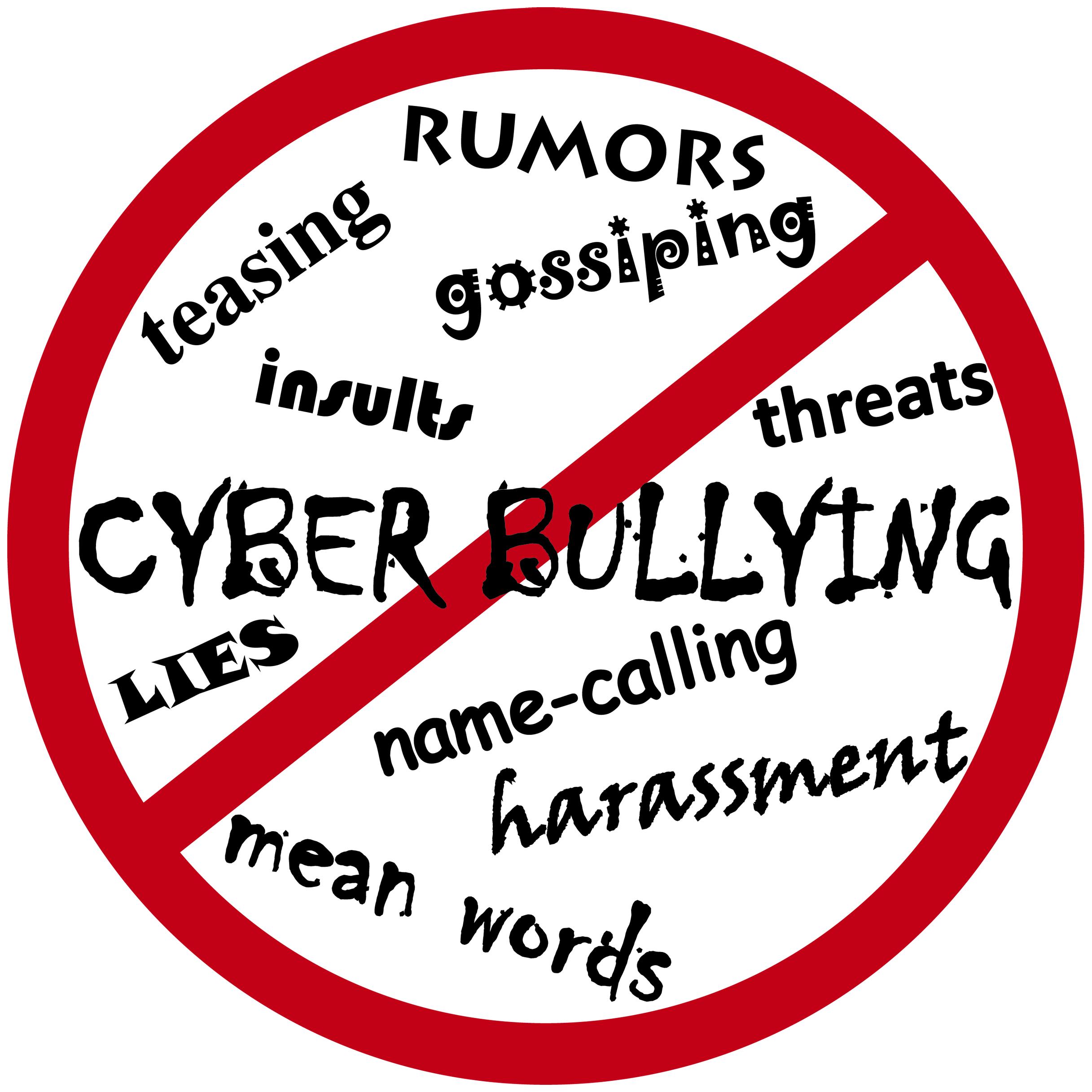 Cyberbullying photos