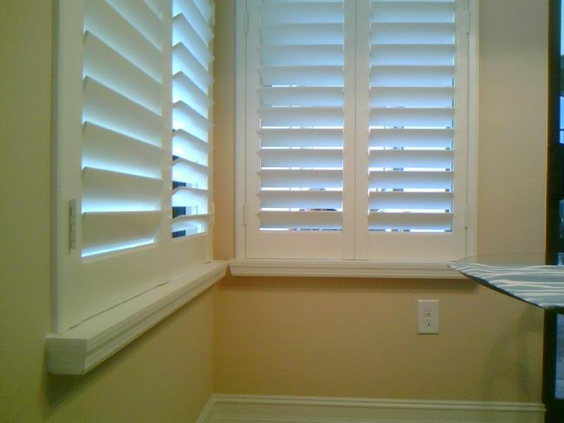 Plantation Shutters From Naples Shutter