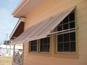 Exterior Applications From Naples Shutter