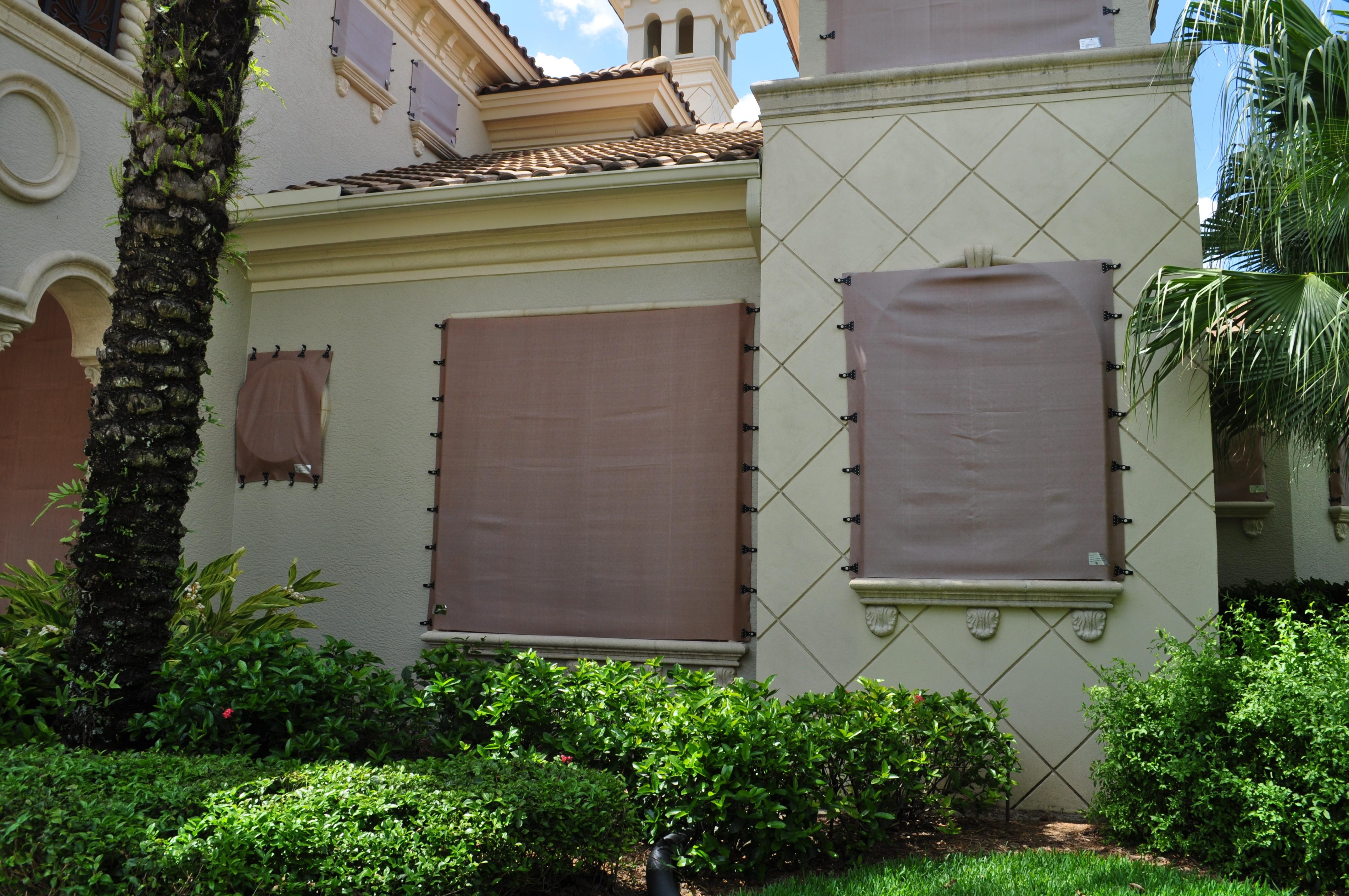 Hurricane Protection From Naples Shutter